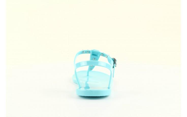 Sandały gioseppo bauhaus turquise, niebieskie, guma - gioseppo - nasze marki