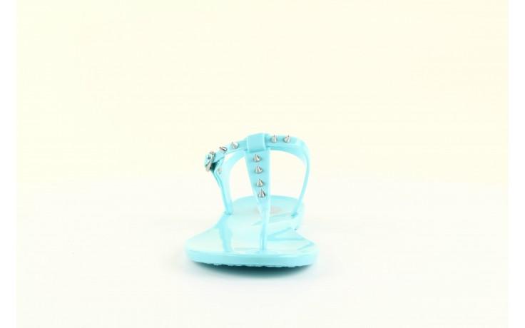 Sandały gioseppo bauhaus turquise, niebieskie, guma - gioseppo - nasze marki 5