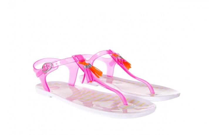 Sandały gioseppo binidali fuchsia, róż, guma - gioseppo - nasze marki 1