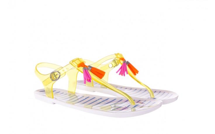Sandały gioseppo binidali yellow, żółty, guma - gioseppo - nasze marki 1