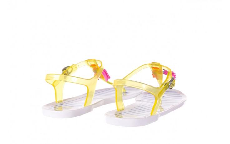 Sandały gioseppo binidali yellow, żółty, guma - gioseppo - nasze marki 3