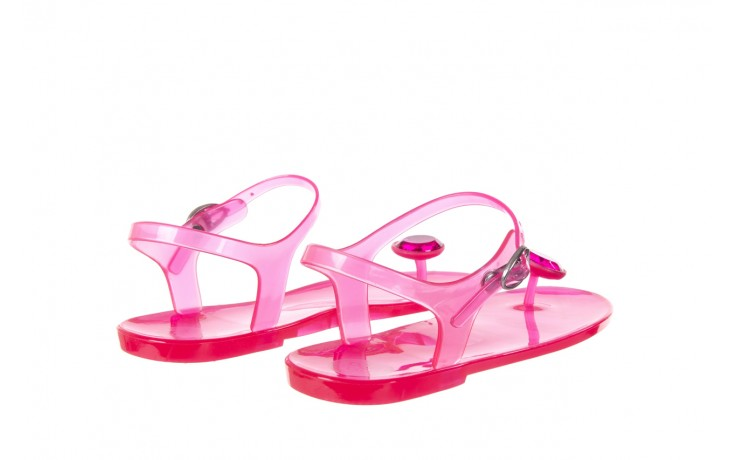 Sandały gioseppo riete fuchsia, róż, guma - gioseppo - nasze marki 3