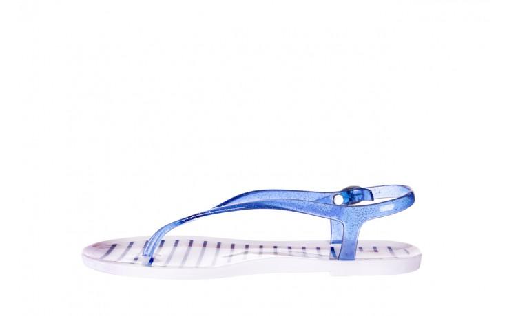Sandały gioseppo sassari blue, granat, guma - japonki - sandały - buty damskie - kobieta 2