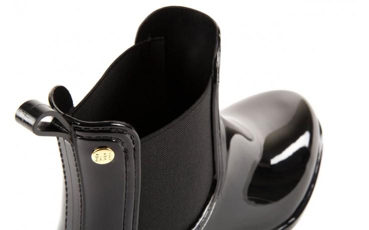 Kalosze gioseppo sutton black, czarny, guma - gioseppo - nasze marki 5