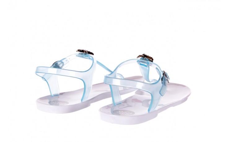 Sandały gioseppo tarenta blue, niebieski, guma - gioseppo - nasze marki 3