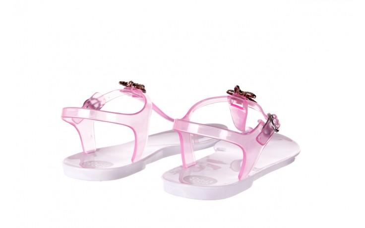 Sandały gioseppo tarenta pink, róż, guma - gioseppo - nasze marki 3