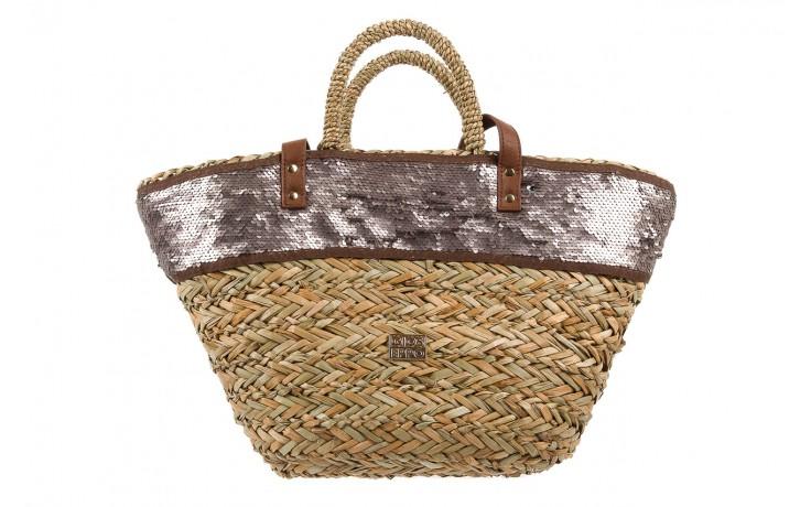 Torebka gioseppo torebka daneris pewter u, srebrny, materiał  - gioseppo - nasze marki