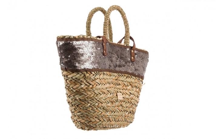Torebka gioseppo torebka daneris pewter u, srebrny, materiał  - gioseppo - nasze marki 1