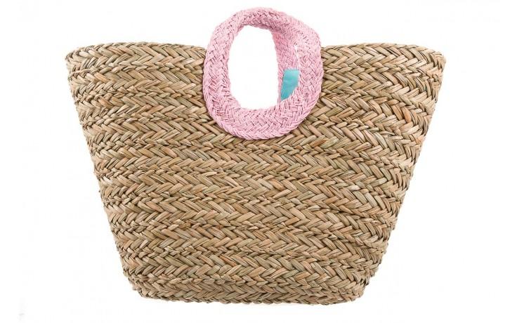 Torebka gioseppo torebka suima natural u, wielokolorowy, materiał  - gioseppo - nasze marki 2