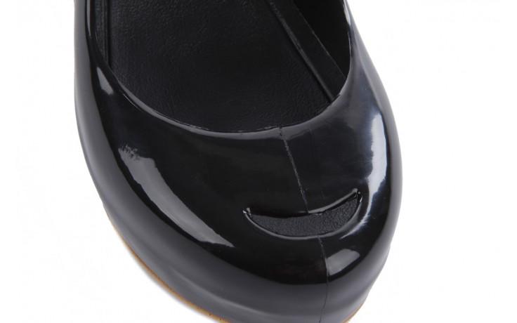 Sandały henry&henry coco black 15, czarny, guma - henry&henry - nasze marki 5