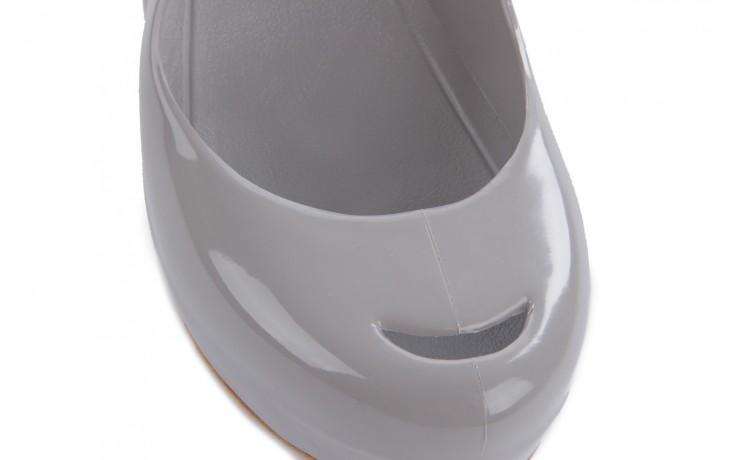 Sandały henry&henry coco grey 58 15, szary, guma - henry&henry - nasze marki 5