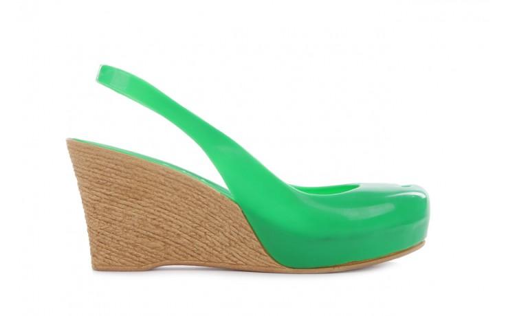 Sandały henry&henry coco verde, zielone, guma - henry&henry - nasze marki