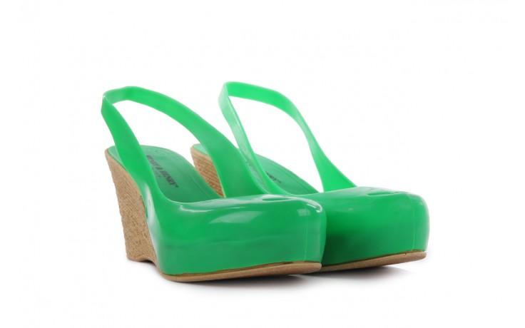 Sandały henry&henry coco verde, zielone, guma - henry&henry - nasze marki 1