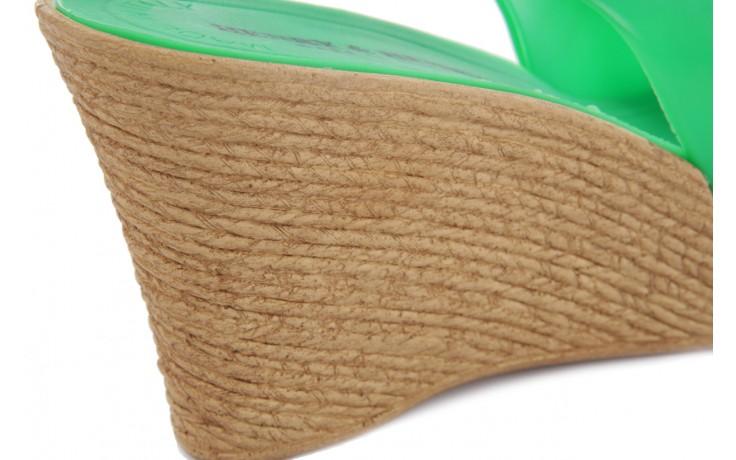 Sandały henry&henry coco verde, zielone, guma - henry&henry - nasze marki 6