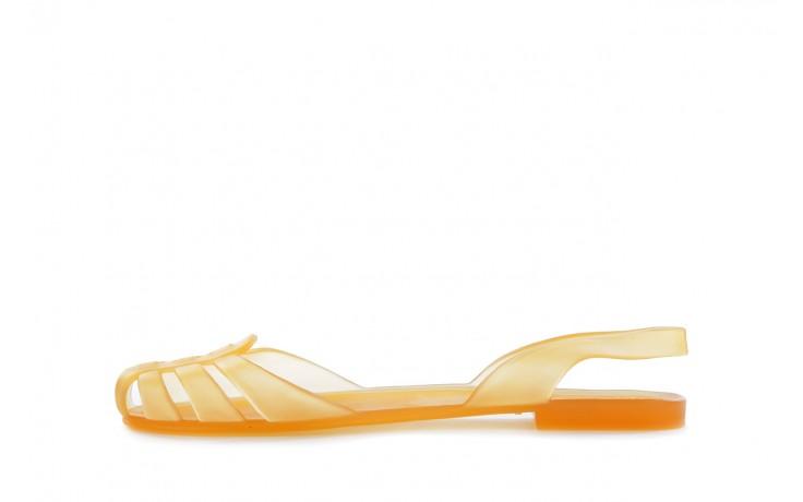 Sandały henry&henry spider arancio transparente, żółte, guma - henry&henry - nasze marki 2