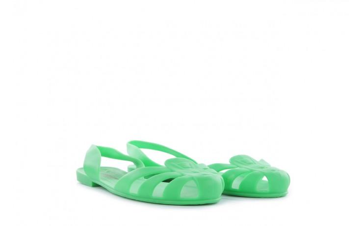 Sandały henry&henry spider green, zielone, guma - henry&henry - nasze marki 1