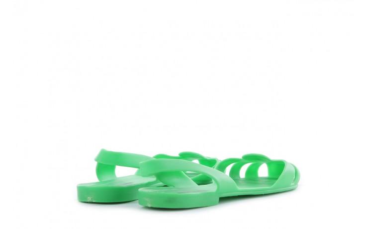 Sandały henry&henry spider green, zielone, guma - henry&henry - nasze marki 3