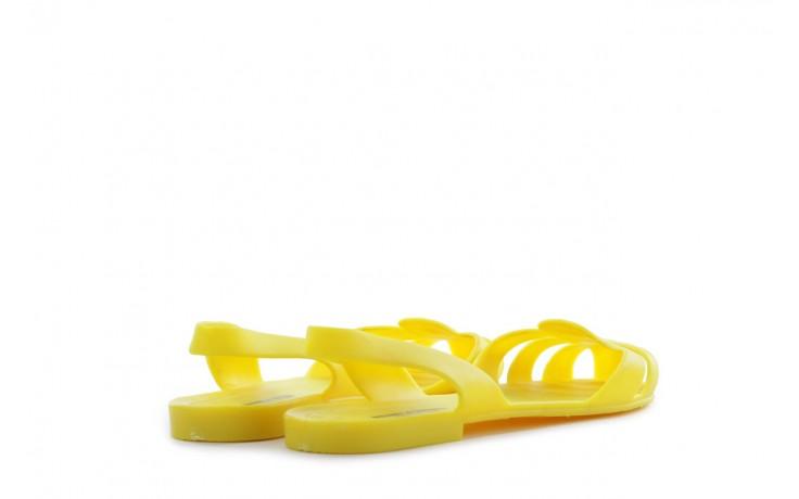 Sandały henry&henry spider yellow, żółte, guma - henry&henry - nasze marki 3