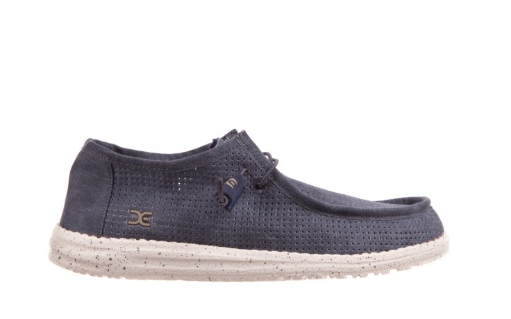Heydude wally perforated navy - heydude - nasze marki