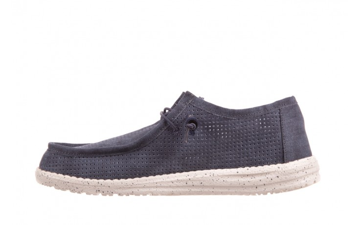 Heydude wally perforated navy - heydude - nasze marki 2