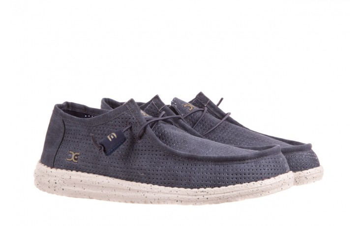 Heydude wally perforated navy - heydude - nasze marki 1