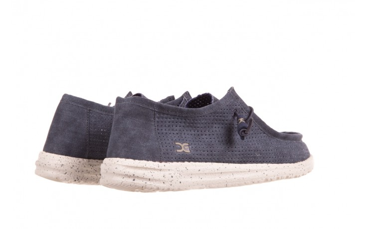 Heydude wally perforated navy - heydude - nasze marki 3