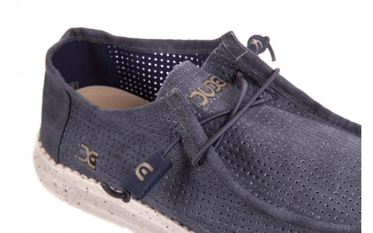 Heydude wally perforated navy - heydude - nasze marki 5