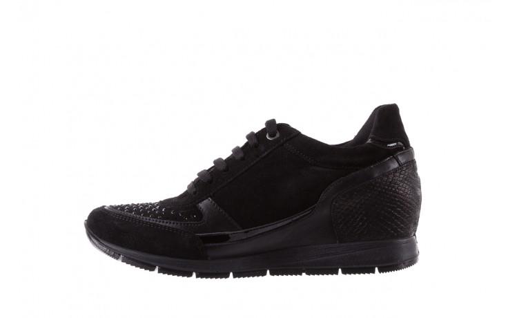 Sneakersy igi&co 8786400 nero, czarny, skóra naturalna 2