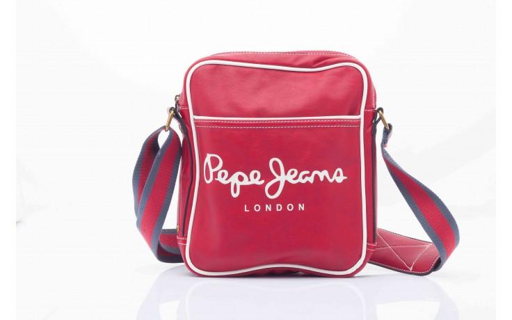 Pepe jeans kabien bag red - pepe jeans  - nasze marki