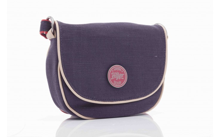 Torebka th lila linen mini clutch crossover 2