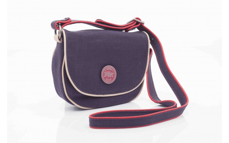 Torebka th lila linen mini clutch crossover 1