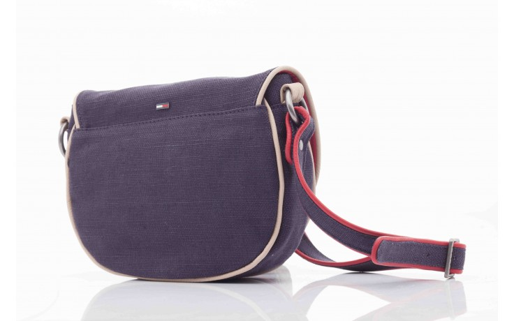 Torebka th lila linen mini clutch crossover 3