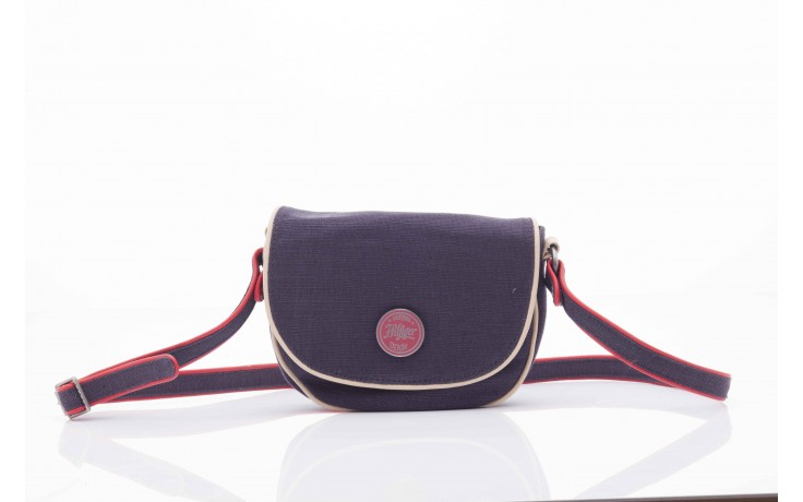 Torebka th lila linen mini clutch crossover