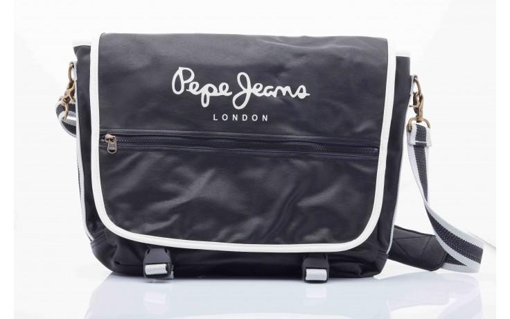 Pepe jeans nicolas bag black - pepe jeans  - nasze marki 2