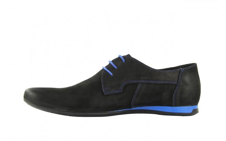 Półbuty tresor-ni 157 czarny floter-niebieski, skóra naturalna - tresor - nasze marki 2