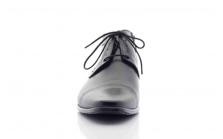Trzewiki tresor-tr 2882 czarny, skóra naturalna - wizytowe - trzewiki - buty męskie - mężczyzna 1