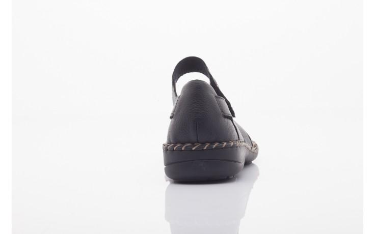 Rieker 49884-00 schwarz 2