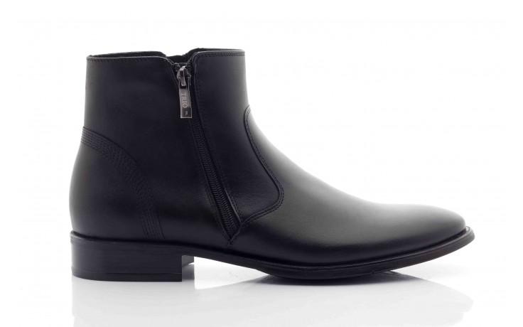 Trzewiki tresor-tr 3042 czarny, skóra naturalna  - wizytowe - trzewiki - buty męskie - mężczyzna 1