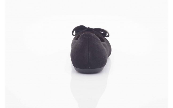 Baleriny bayla 1005-149 black, czarny, skóra naturalna - bayla - nasze marki 3