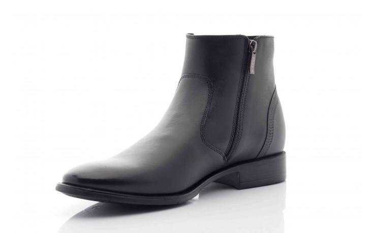 Trzewiki tresor-tr 3042 czarny, skóra naturalna  - wizytowe - trzewiki - buty męskie - mężczyzna 4