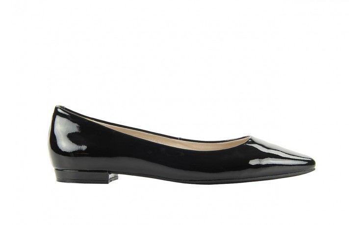 Bayla 1656-7 black patent leather - bayla - nasze marki