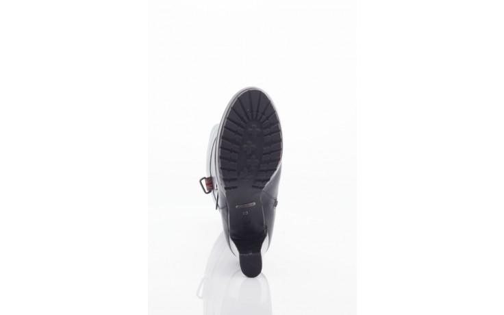 Kozaki pepe jeans pfs50351 999 black, czarny, skóra naturalna - pepe jeans  - nasze marki 3