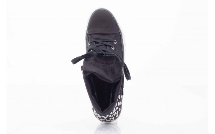 Trampki pepe jeans pfs50409 999 black, czarny, tkanina  - pepe jeans  - nasze marki 5
