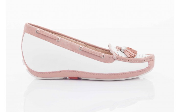 Bayla fl158-1 white nappa pink - bayla - nasze marki 1