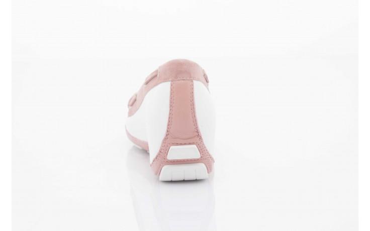Bayla fl158-1 white nappa pink - bayla - nasze marki 3