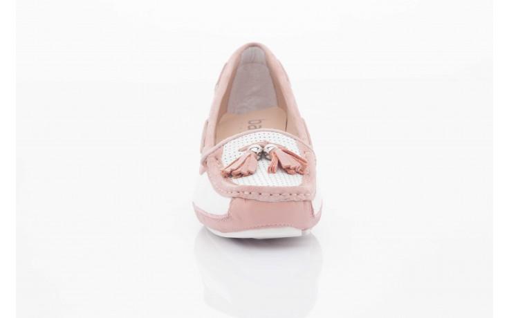 Bayla fl158-1 white nappa pink - bayla - nasze marki 2