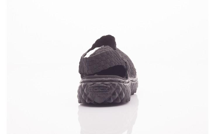 Rock over sandal black - rock - nasze marki 4