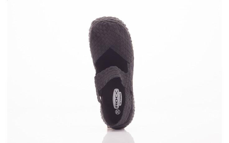 Rock over sandal black - rock - nasze marki