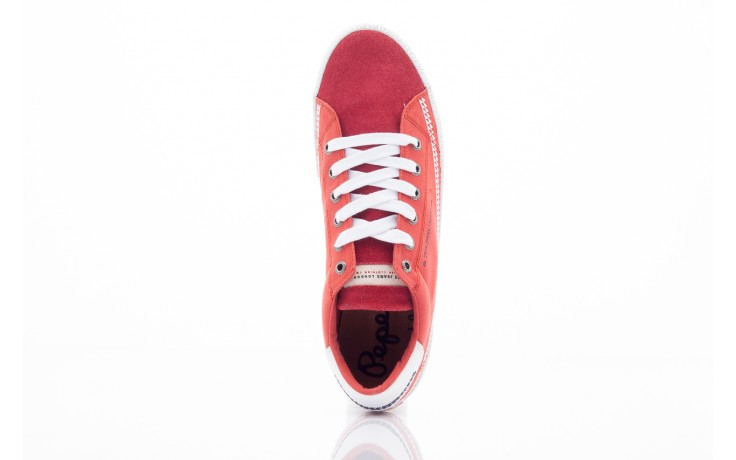 Pepe jeans pfs30691 255 red - pepe jeans  - nasze marki 1