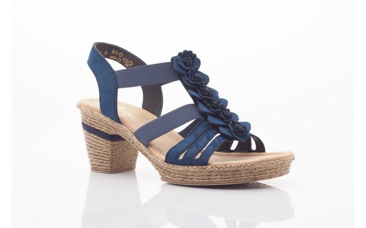 Rieker 69070-14 blue 1